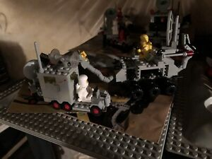 Vintage Space LEGO (70's and 80's)