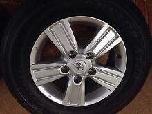 SAHARA VX - 18 inch Rims & Tyres - Great Condition!! West Swan Swan Area Preview