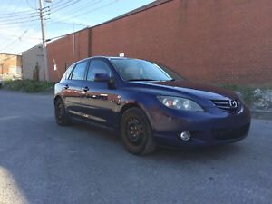 Mazda 3 2005 215km automatique