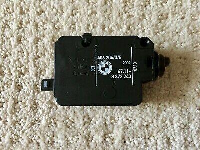 1999-2006 BMW E46 325/330 M3 OEM Gas Fuel Door Lock Actuator - Excellent 30k