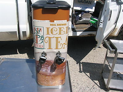 Curtis Tcc2080 Dual Iced Tea Coffee Concentrate Dispenser