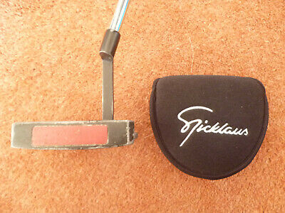 JACK NICKLAUS SS460X PUTTER WITH INSERT R/HAND