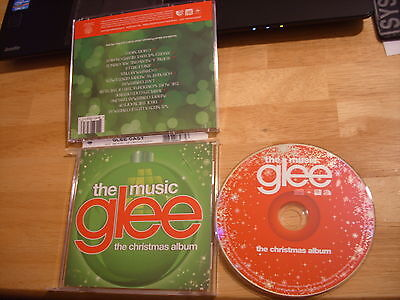 Rare Glee The Music Cd Christmas Album Cast Cory Monteith Lea Michele K D  Lang