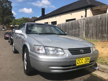 2001 Toyota Camry/low kms/4 new Tyers/Machanically A1/ $1450