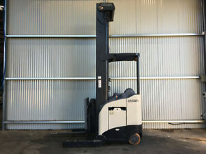 Crown RD 5200 Series RD Series Reach Forklift Mulgrave Monash Area Preview