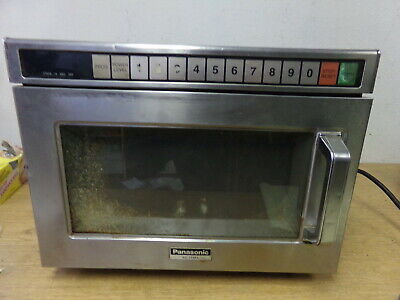 Panasonic Ne-175a Commercial Microwave Free Shipping