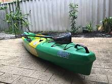 A used Finn Widgit Kayak in good condition Shelley Canning Area Preview