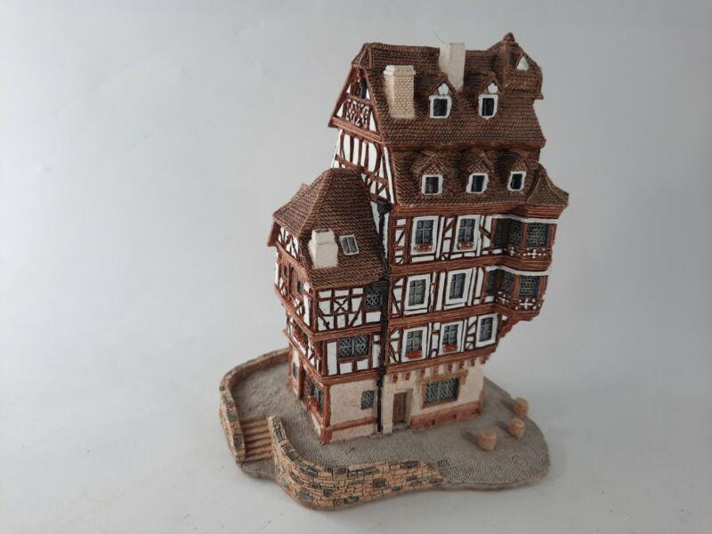 Lilliput Lane Moselhaus Die Deutsche Sammlung Handmade in England