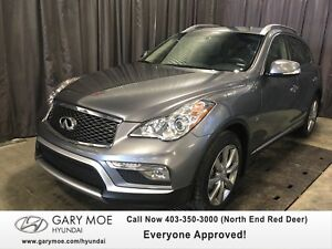 2017 Infiniti QX50 w/ Panoramic Sunroof!!