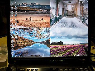 IBM Thinkpad T42p SXGA 1400x1050 2GB/160GB/DVD/1.80GHz Engineering Workstation