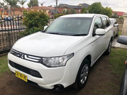 Mitsubishi Outlander 2013 South Kempsey Kempsey Area Preview