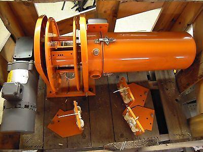 Gleason Cable Reel - New P16-203-8-25 Baldor Stearns Grove Gear