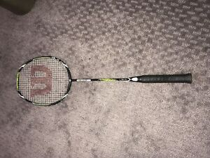 New badminton  racquet