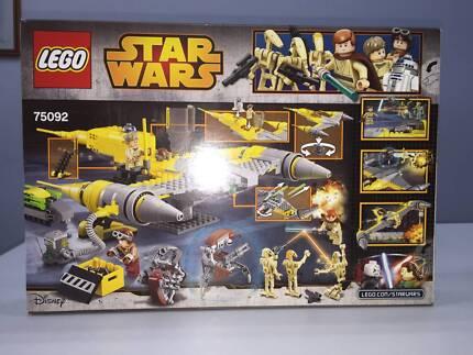 LEGO STAR WARS 75092 NABOO STARFIGHTER Ashfield Ashfield Area Preview