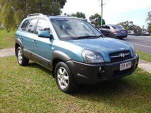 2005 Hyundai Tucson Wagon AWD for quick sale Buderim Maroochydore Area Preview