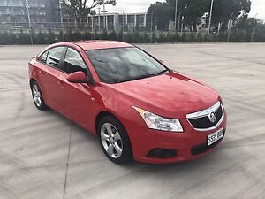 2011 JH Series 2 Holden Cruze 29307kms automatic air/cond  books Grange Charles Sturt Area Preview