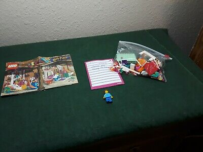 LEGO Harry Potter Diagon Alley Shops 4723, pre-owned, complete, no box