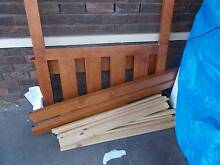 King Single Bed Frame Ruse Campbelltown Area Preview