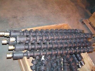 6 Limberoller By Crouse-hinds Series Lr-307 Return Idler 42 Inch Belt 520102-5