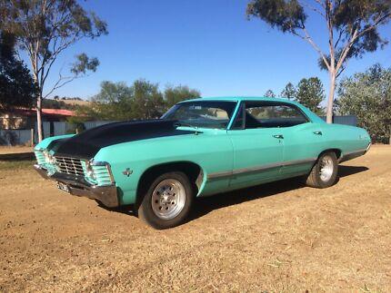 Chevrolet 67 Impala Big Block