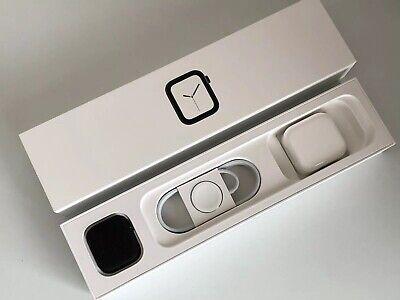 Apple Watch Series 4 GPS + Cellular, 40mm SB Stainless Steel - AppleCare+ 2021