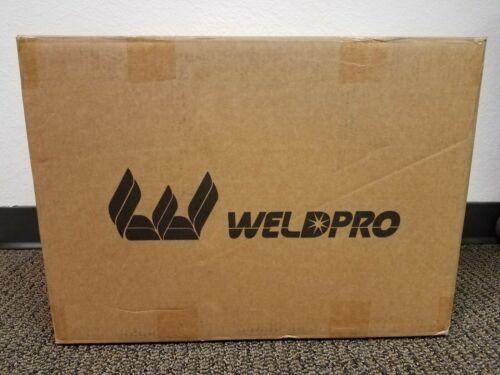 Brand New Weldpro 155 Amp Inverter MIG/Stick Arc Welder - Dual Voltage 220V/110V