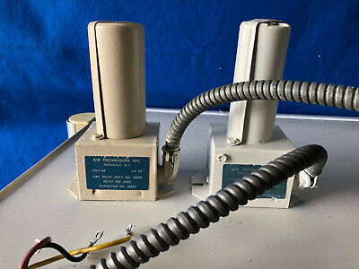 Dental Compressor Capasitor Assembly With Wiring 8250