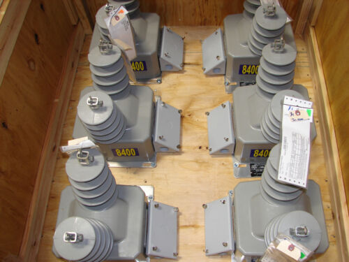 *NEW* ABB Outdoor Voltage Transformer VOZ-11E,  70:1, E-7881A94G07 (Qty-3)