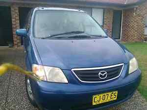 Mazda MPV 2001 Rutherford Maitland Area Preview