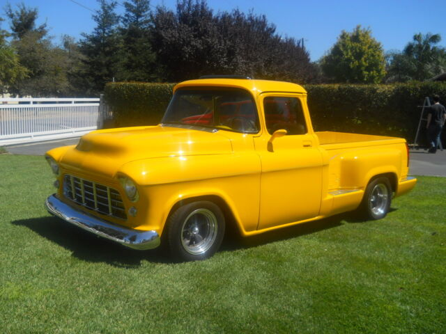 Custom Frameoff 57 Chevy Truck 454 700r Ford 9 Quot Ps 4wpdb