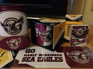 **MANLY SEA EAGLES - Collectables** Leichhardt Leichhardt Area Preview