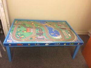 Thomas the Tank Engine Train Table Padstow Bankstown Area Preview