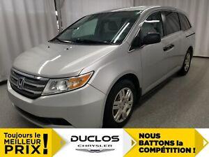 2013 Honda Odyssey LX*7 PASS*BLUETOOTH*A/C ARRIÈRE*CAMÉRA*