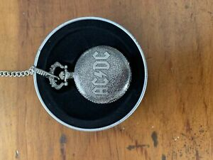 AC/DC Pocket Watch !