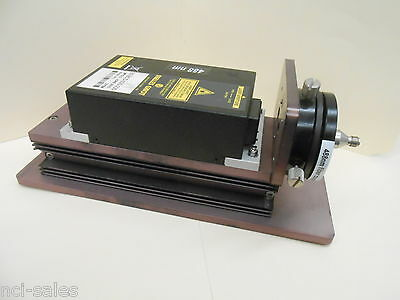 Melles Griot 85-bcd-020-230 488nm Dpss Diode Pumped Solid State Cw Laser Head