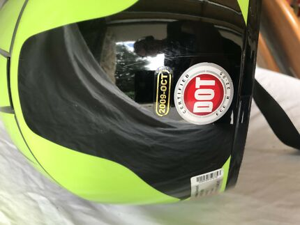 Motor bike Helmet Neutral Bay North Sydney Area Preview