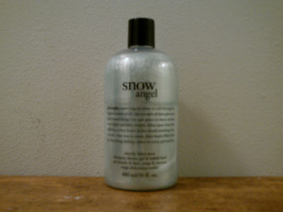 Philosophy Snow Man Shampoo & Shower Gel (16 oz) Brand New & - Man Shower