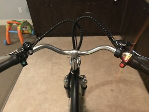 "New 26 "" electric bicycle with peddle assist"