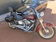 Harley Davidson Softail Deluxe 2007 MY08 Subiaco Subiaco Area Preview