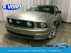 2008 Ford Mustang GT TRANSMISSION HURTH MAGS 20 CHROME