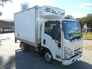 ** 2015 ISUZU NLR 45-150 REFRIGERATED/FREEZER PANTECH ** Arndell Park Blacktown Area Preview