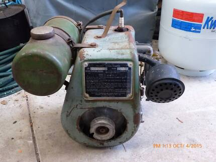 Villiers 4 Stroke Mark 10 Petrol Engine Morley Bayswater Area Preview