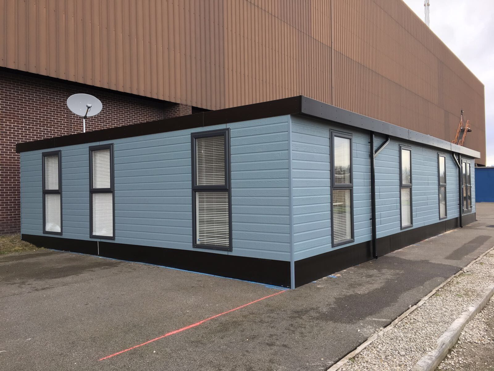 Portable Buildings Construction : Modular buildings portable cabin building