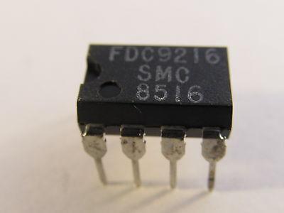 2 ST CK FDC9216 SMC FLOPPY DISK DATA SEPARATOR IM DIP8 GEH USE 2PCS