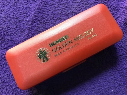 Harmonica Hohner Golden Melody (new)