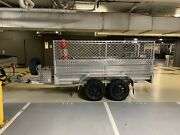 10 x 5 Aluminium Hydraulic tipper trailer Campbelltown Campbelltown Area Preview