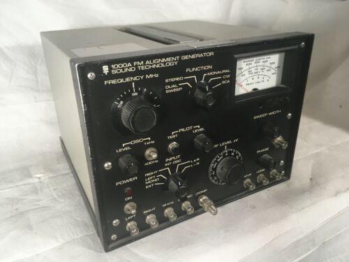 Sound Technology 1000A FM Alignment Generator