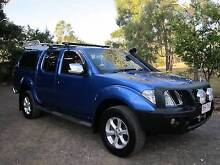 2010 Nissan Navara Ute Bundaberg Central Bundaberg City Preview