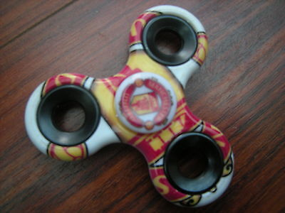 Man-United Fidget Spinners Limited Edition. (brand-new)