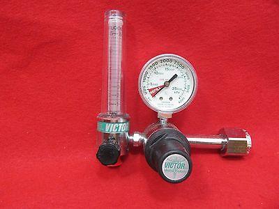 Victor Vmf-15ln Pressure Regulator Flowmeter 0781-3046 2625 Air Gas